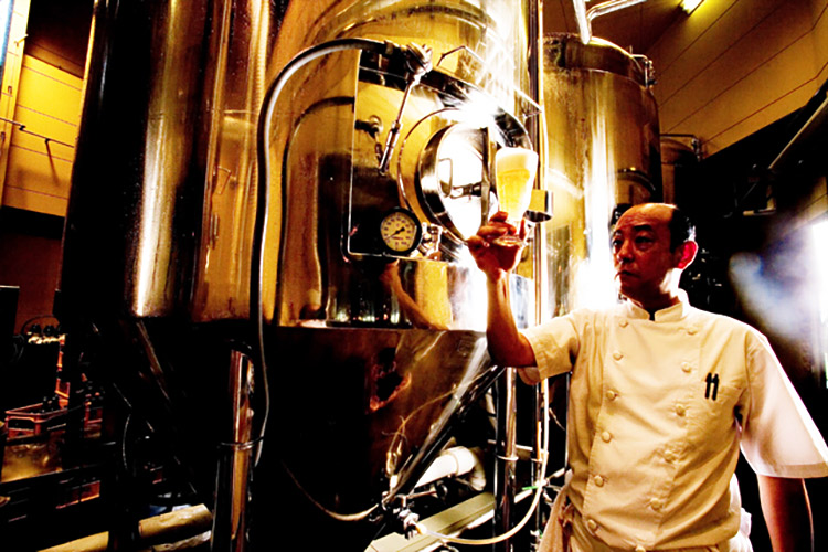 ビール職人