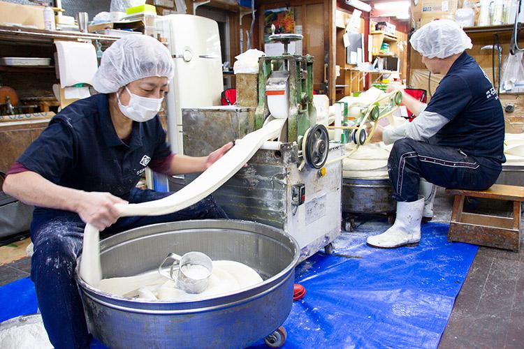 石井製麺所のそうめん