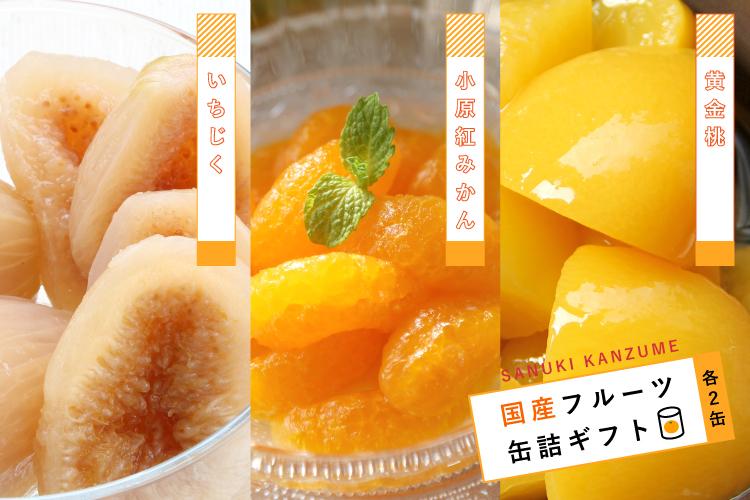瀬戸芸ギフト6缶セット