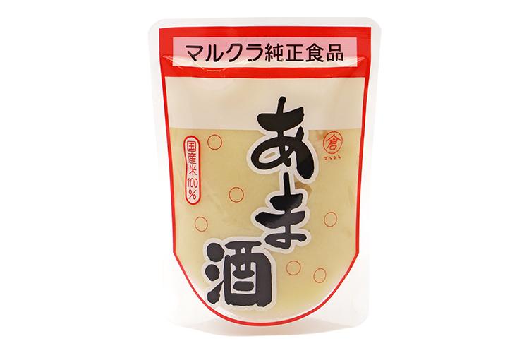 マルクラ食品の甘酒