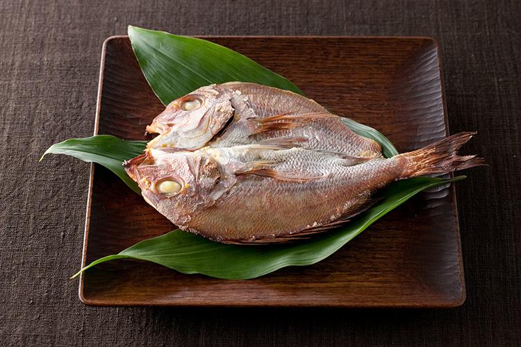 鯛西京焼き